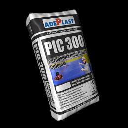 Промышленный наливной пол Adeplast PIC-300 30кг серый, Румыния.