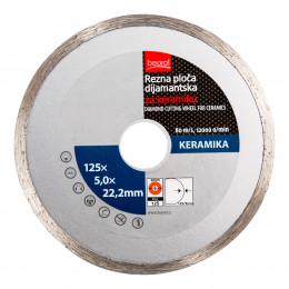 Алмазный диск по керамике 125 Beorol