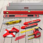 Правила и измерительный инструмент