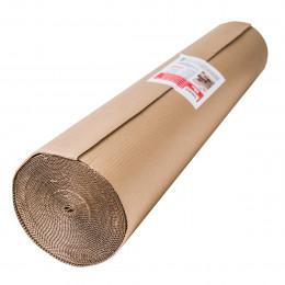 Картон защитный гофрированный 15м