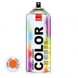 Спрей-краска акриловая оранжевая S2004 400мл