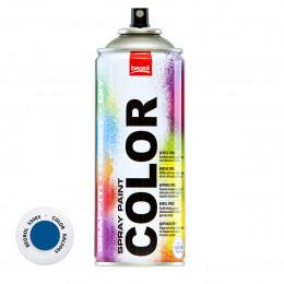 Спрей-краска акриловая синяя S5005 400мл