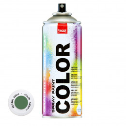 Спрей-краска акриловая хаки S6011 400мл