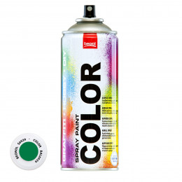 Спрей-краска акриловая зеленая S6029 400мл