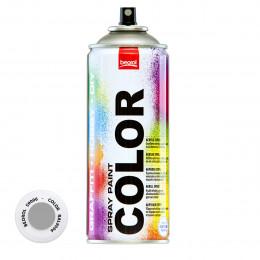Спрей-краска акриловая алюминиевая S9006 400мл