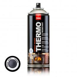 Спрей-краска Термо 600°C черная 400мл