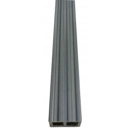 Лага для террасной доски Devorex графит 3м