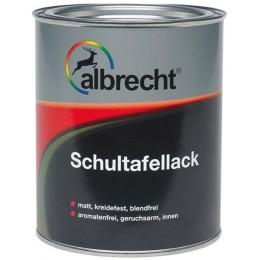 Эмаль для школьных досок Albrecht RAL6011 (зеленый), 0,75л, Германия