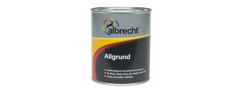 Грунт универсальный Albrecht ALLGRUND RAL6011 (зеленый), 0,75л, Германия