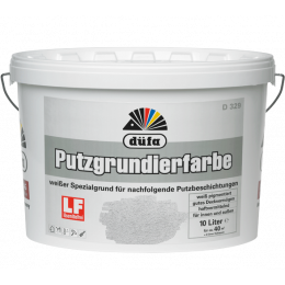Кварцевый грунт Dufa PutzGrundierFarbe 10л (16кг)