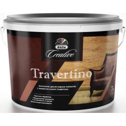 Декоративное покрытие düfa Travertino 7кг