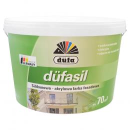 Dufa DUFASIL силиконовая краска 5л=8кг (Германия)