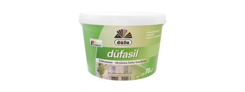 Dufa DUFASIL силиконовая краска 10л=16кг (Германия)
