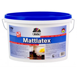 Dufa Mattlatex DE, 2,5л=4кг (Венгрия)
