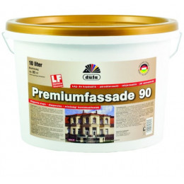 Dufa PREMIUMFASSADE 90 краска 2,5л=4кг (Венгрия)
