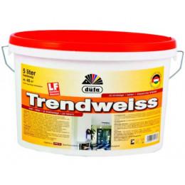 Краска Dufa Trendweiss акриловая, 4кг (Венгрия)