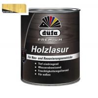"""Пропитка по дереву """"Бесцветная"""" 0,75л Dufa PREMIUM Holzlasur, Германия"""