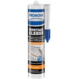 Клей монтажный Pronova белый 310мл (Германия)