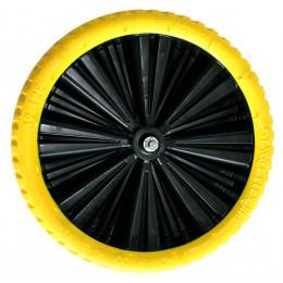 Колесо с осью полиуретановое Limex