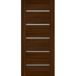 Дверное полотно 60см Орех