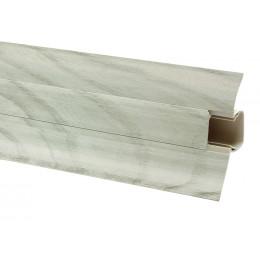 Плинтус Comfort 55мм Вяз серебрянный 2,5м
