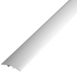 Порог алюминиевый Серебро 0,90м