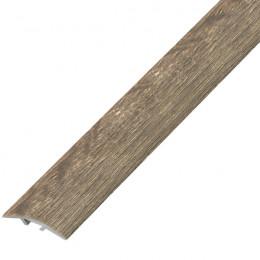 Порог алюминиевый Капучино 0,90м