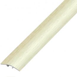 Порог алюминиевый Ясень светлый 0,90м