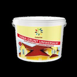 Кварцевая грунт-краска Colorina 1,2кг