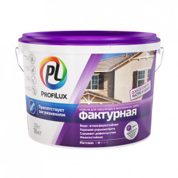 "Фактурная краска ""Газобетон"" Profilux 16кг, Россия"