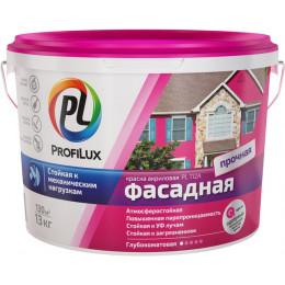 PROFILUX PL-112 фасадная краска 7кг (Россия)
