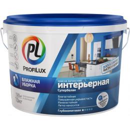 Краска ProfiLux PL- 10L влагостойкая латексная 1,4кг (Россия)