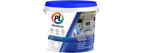 Клей-мастика Титан Profilux для печей и каминов 1,8кг