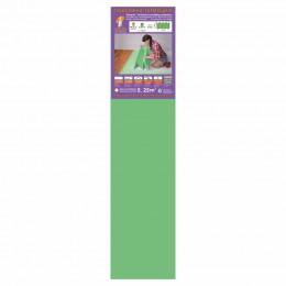 Подложка-гармошка Зеленая 3мм, 1м2