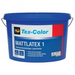 Tex-Color Mattlatex 1, 12,5л (Германия)