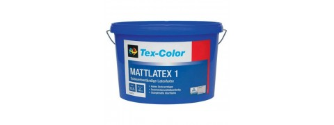 Tex-Color Mattlatex 1, 12,5л (Германия)